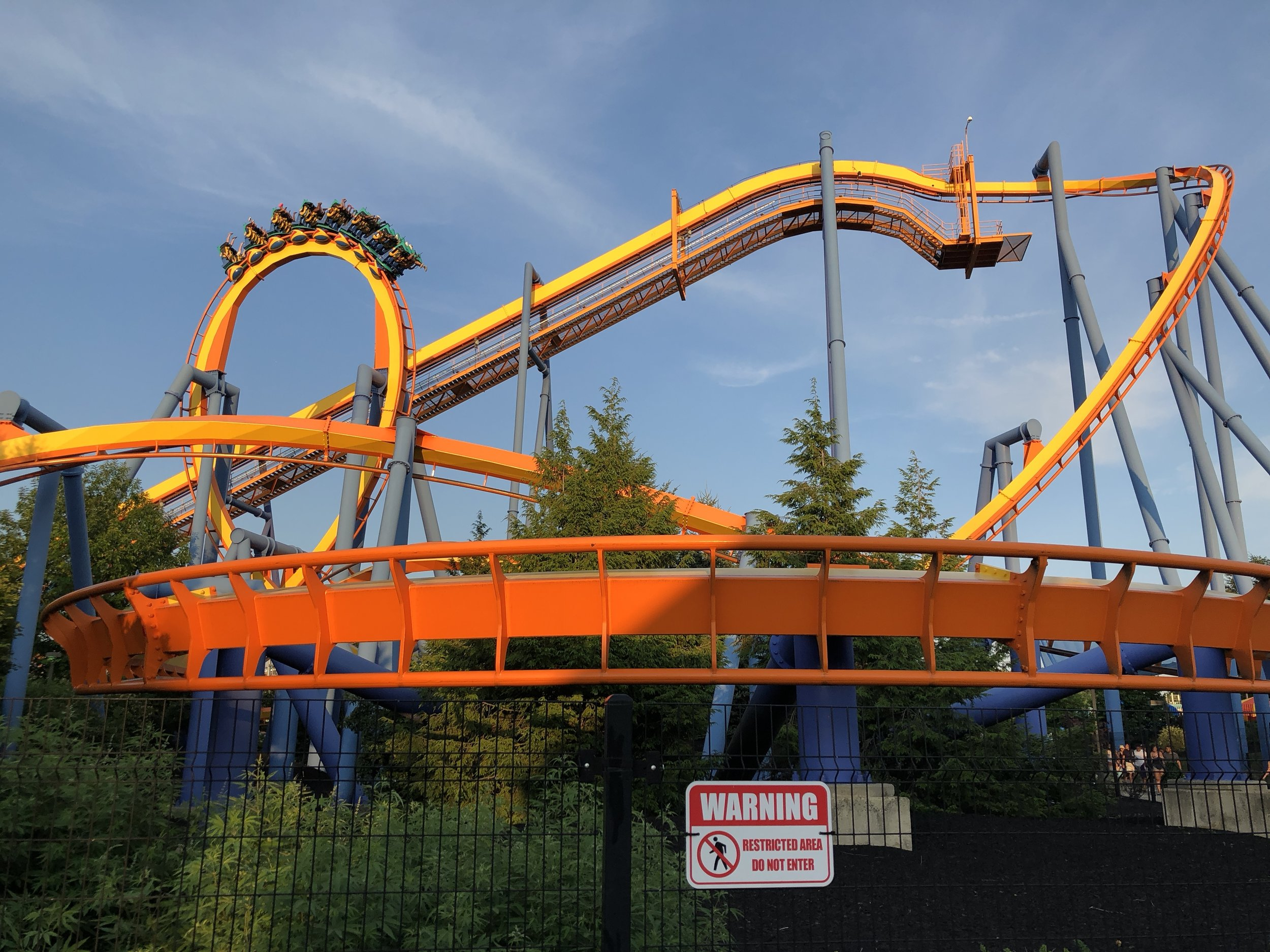 Talon - the only one I didn't ride.