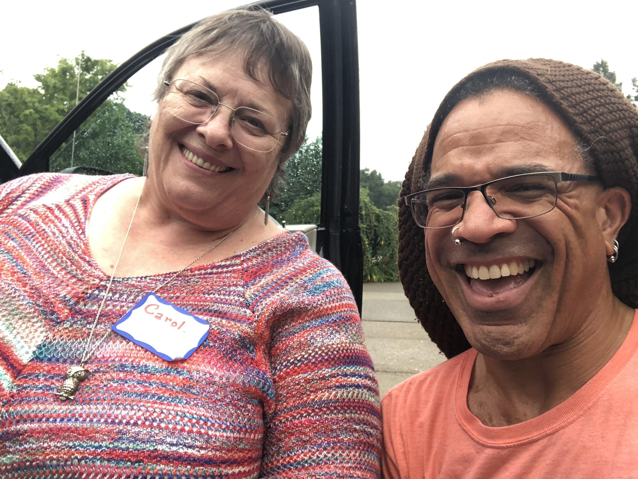 with CarolLynn Langley!