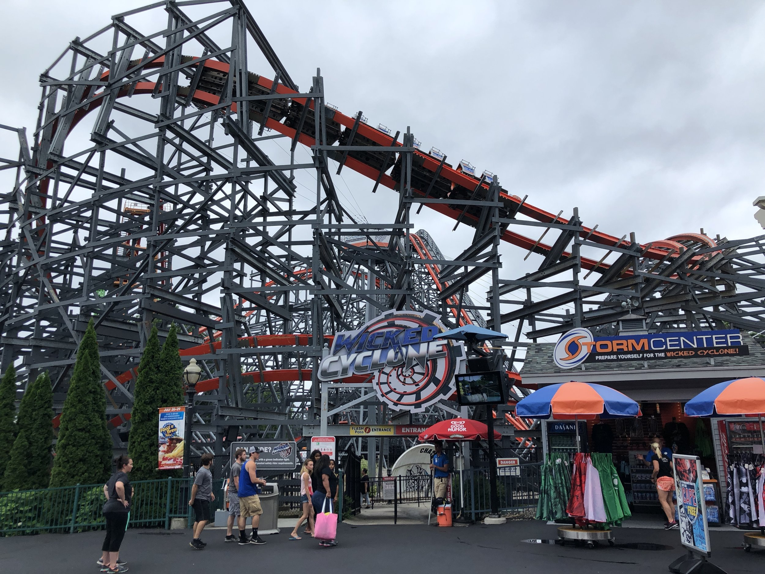 Wicked Cyclone!
