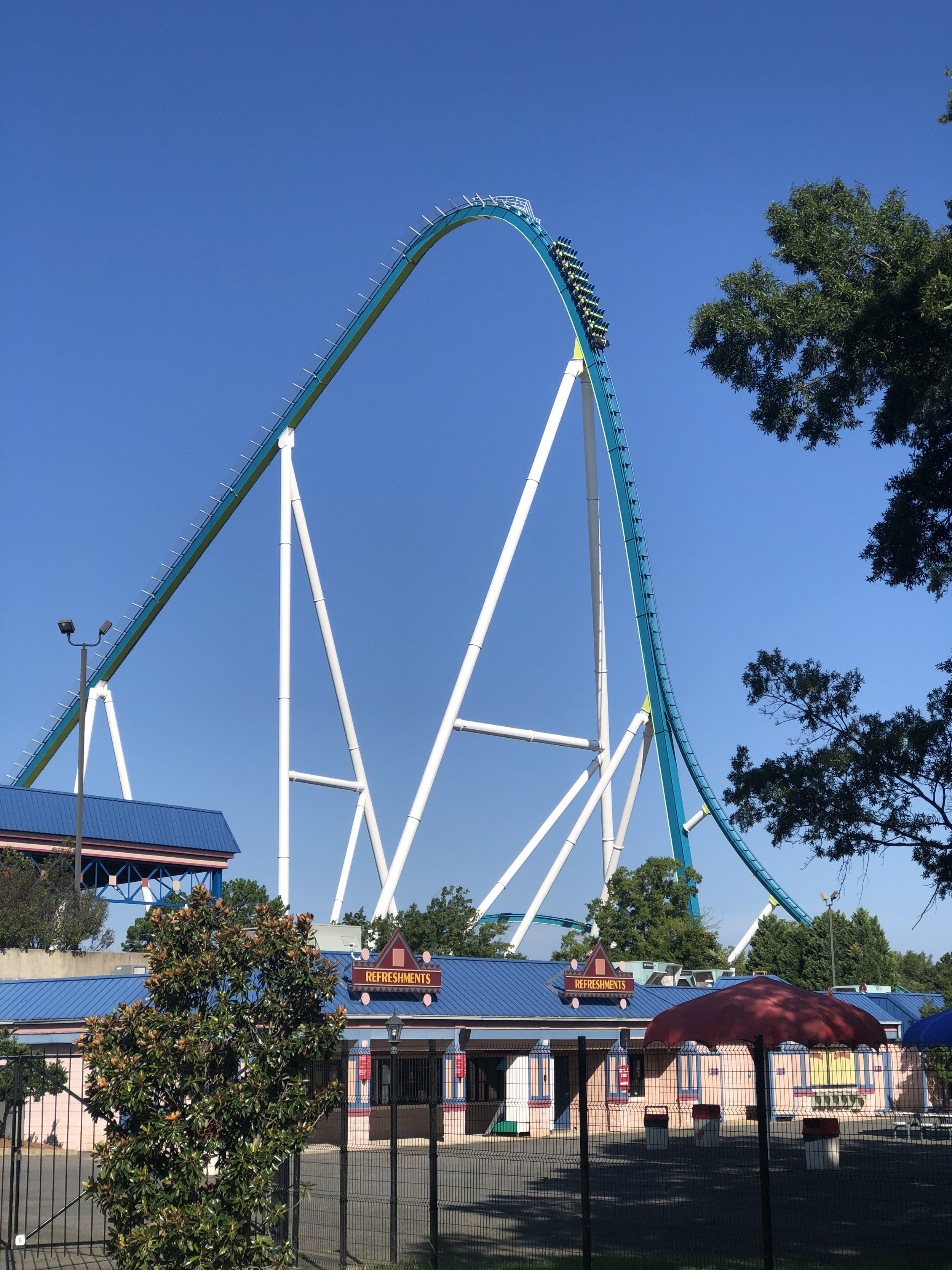 Sweet, glorious air-time. Fury 325.