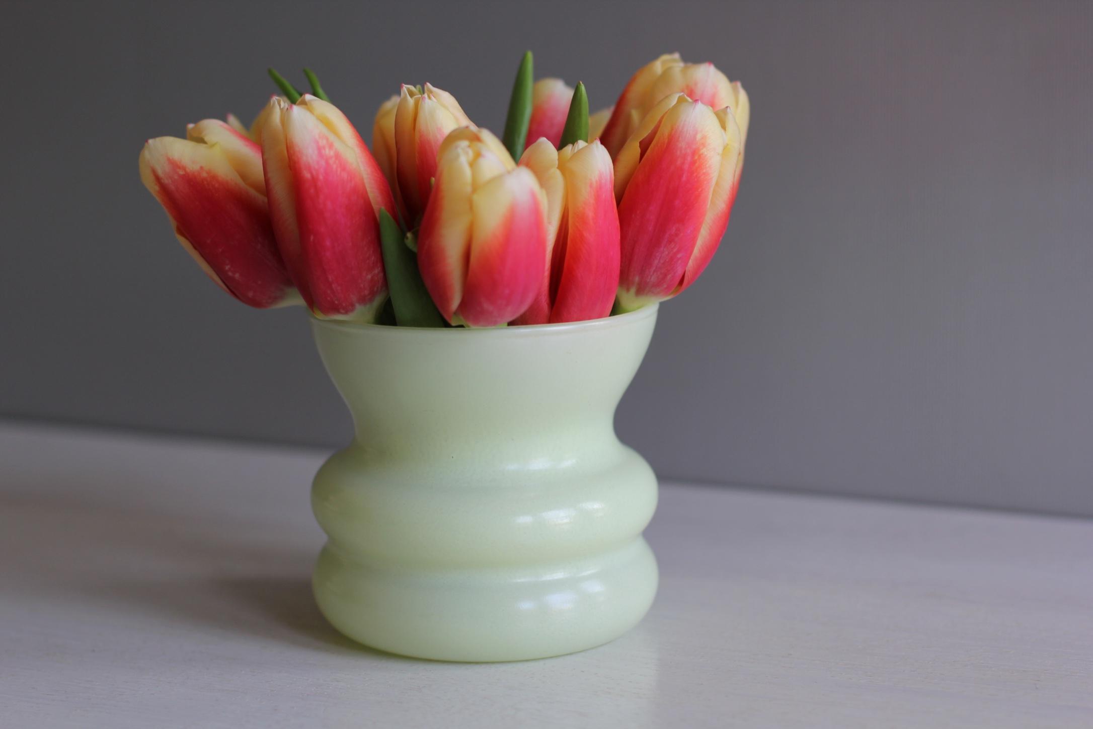 Vintage vase available for sale at  Meandering Design