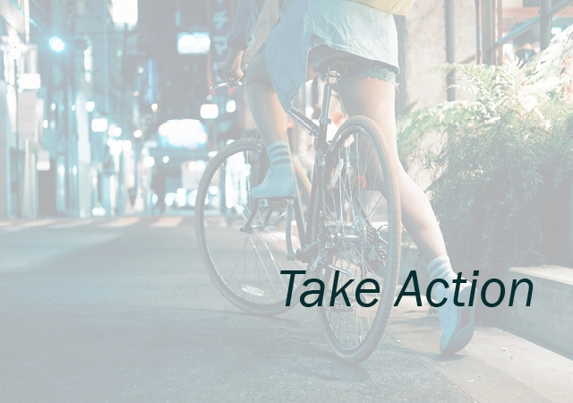 Module Five: Take Action  This section takes all the things you've learned about yourself and what you want in your life and translates them into actionable items. This course is meant to get you moving and this section helps you walk away with action steps.