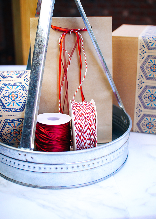 ANGELIKI signature gift wrapping