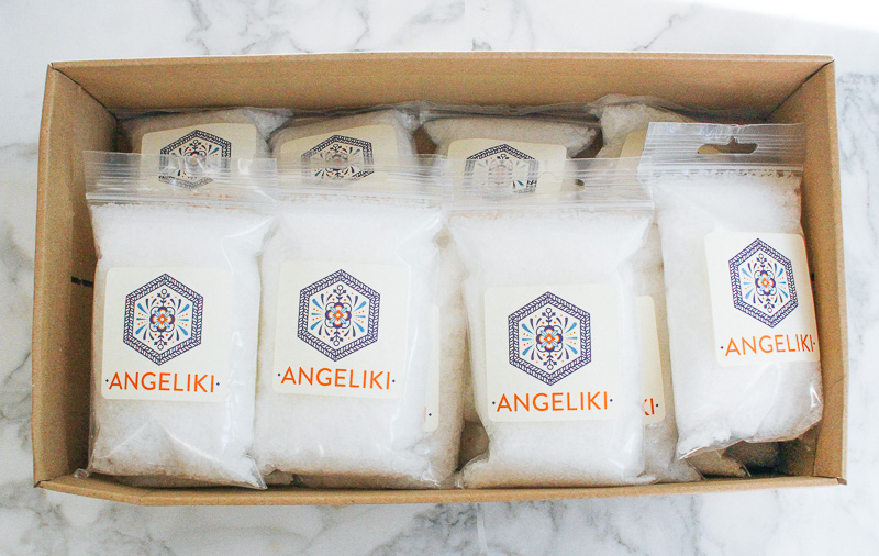 mani salt from greece