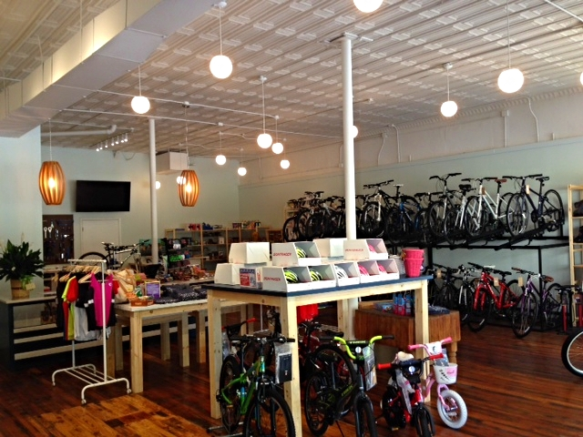 The Spinning Spoke Cycle Hub Open for Business