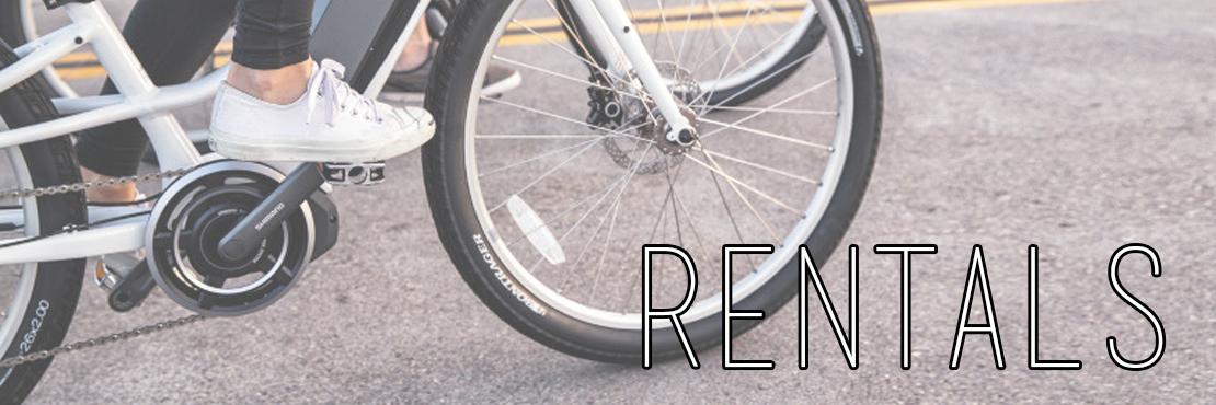 Rental Bikes Florence, Alabama