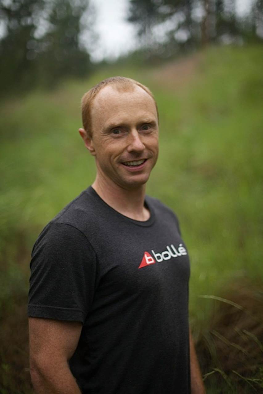 David Lawrence, owner of XC Ski Academy and obstacle enthusiast!