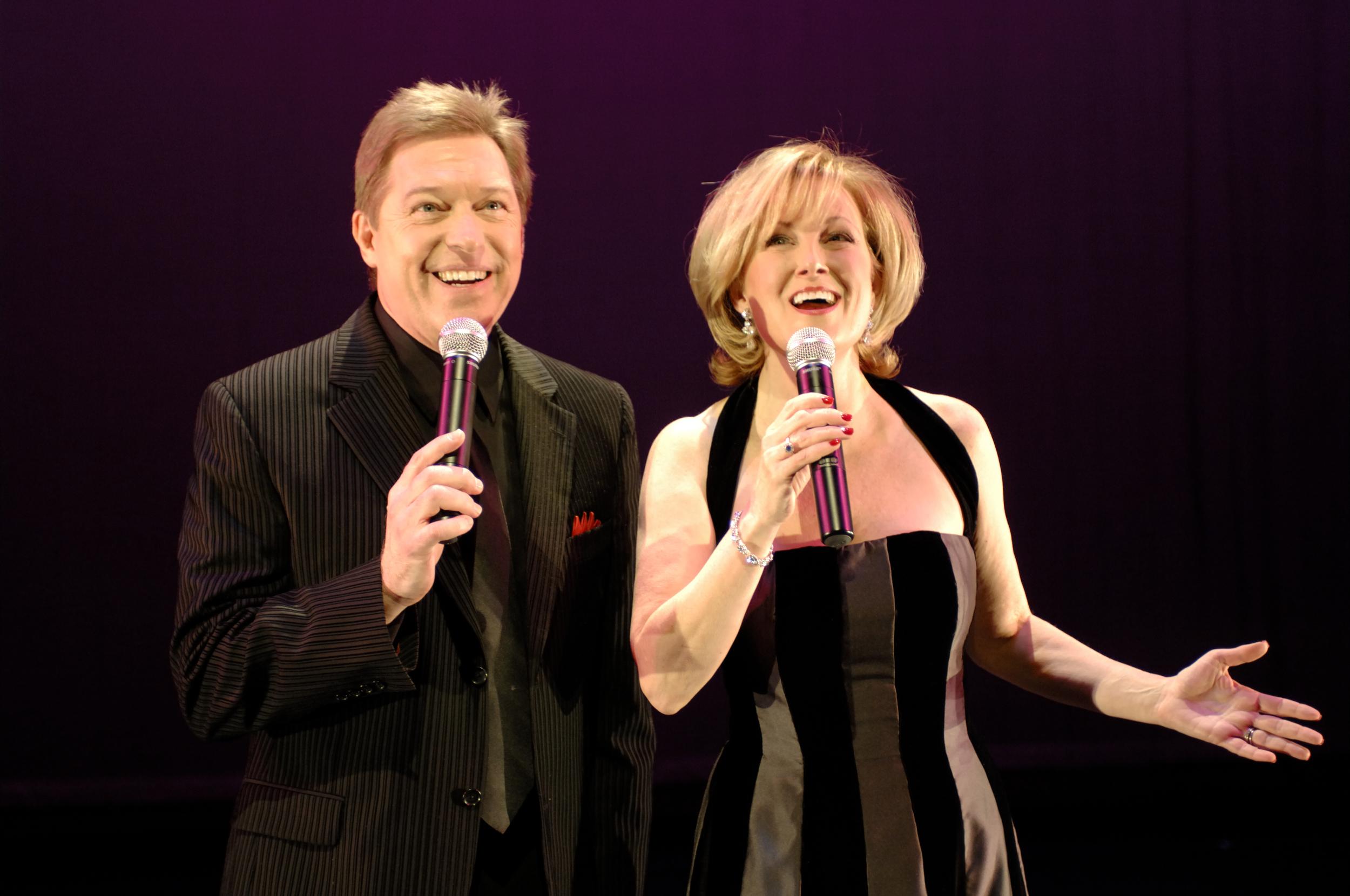 Laurie Gayle Stephenson & Steve Amerson