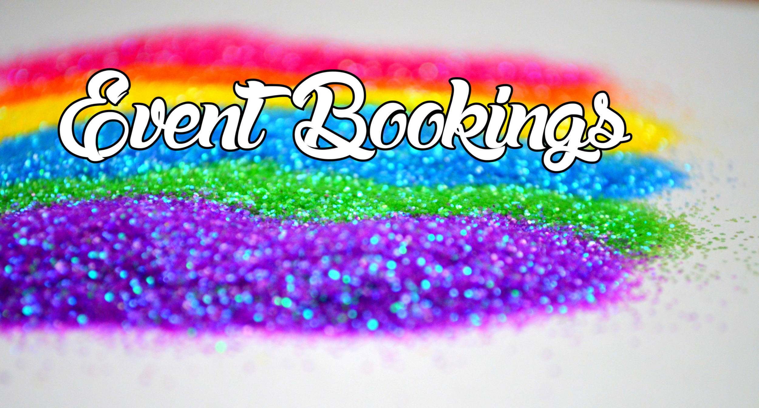 Event Bookings for Exclaim Entertainment