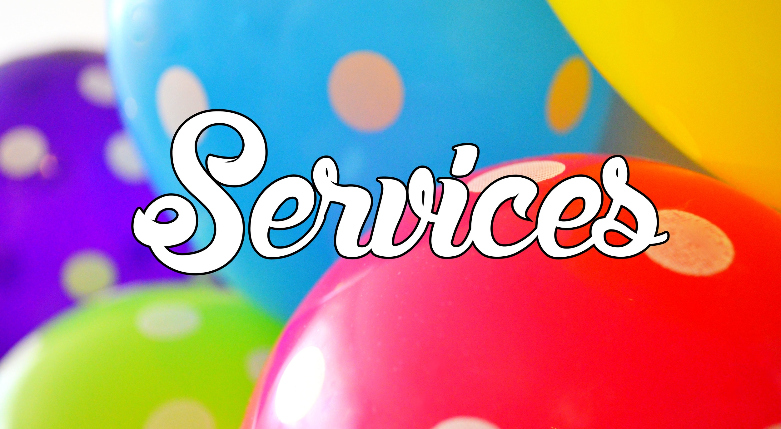 Services by Exclaim Entertainment