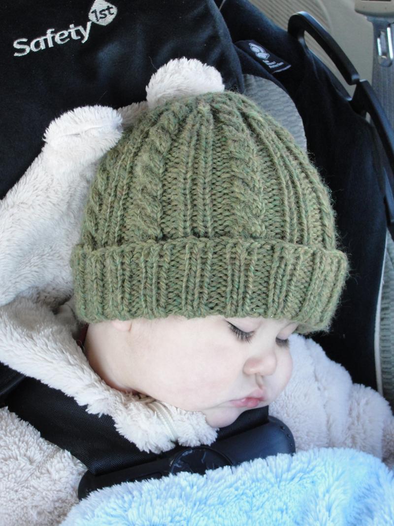 Baby Brennan Hat
