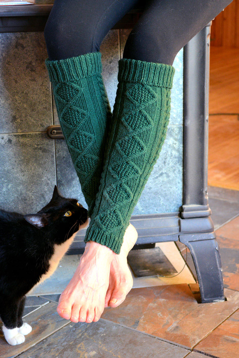 Lady Guinevere Socks