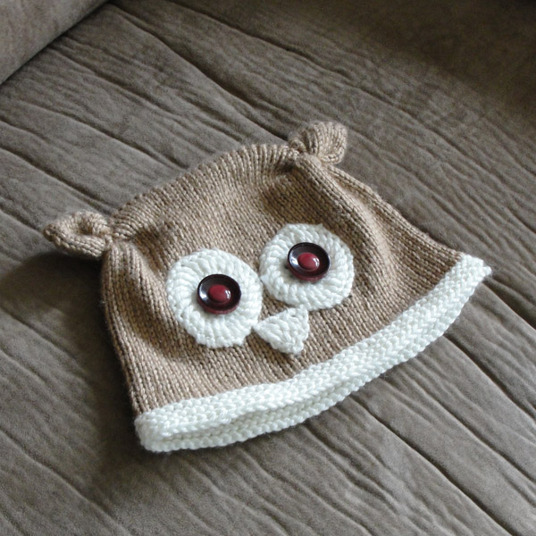 """Owl Eyes on You"" Hat"