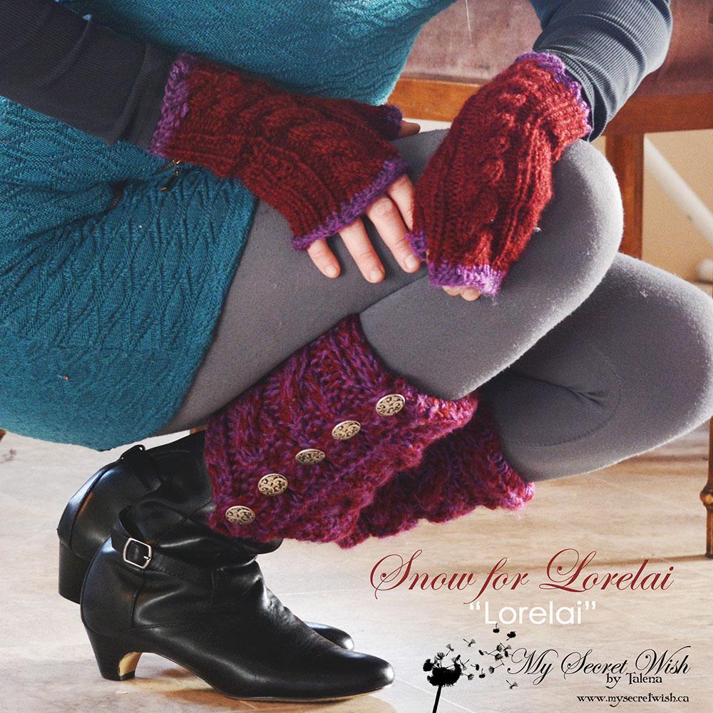 "Snow for Lorelai - ""Lorelai"""