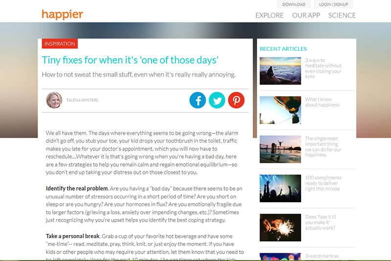Read the full post at  https://www.happier.com/blog/having-a-bad-day-5-ways-to-get-through-a-bad-day .