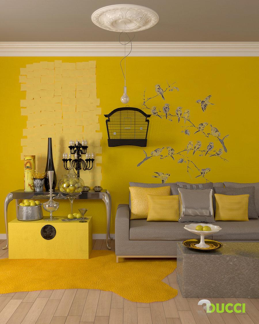 Natural Lemon Room by Aspa
