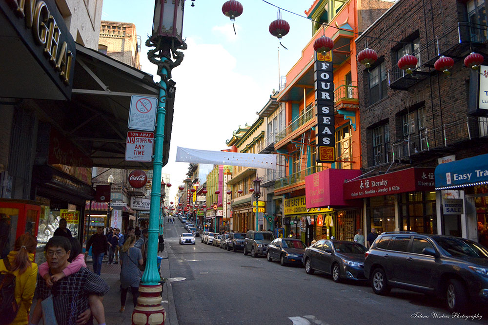 Chinatown, Grant Ave.