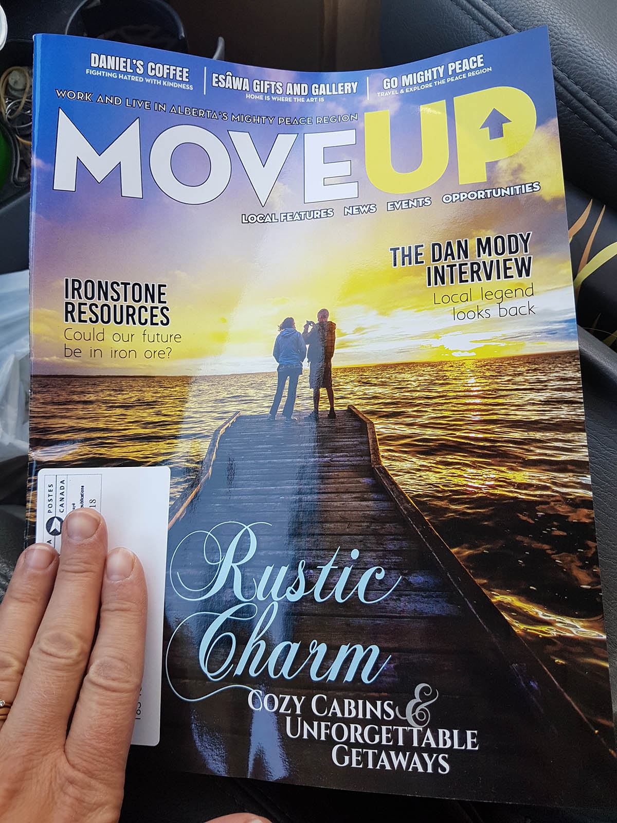 Move Up Issue #11