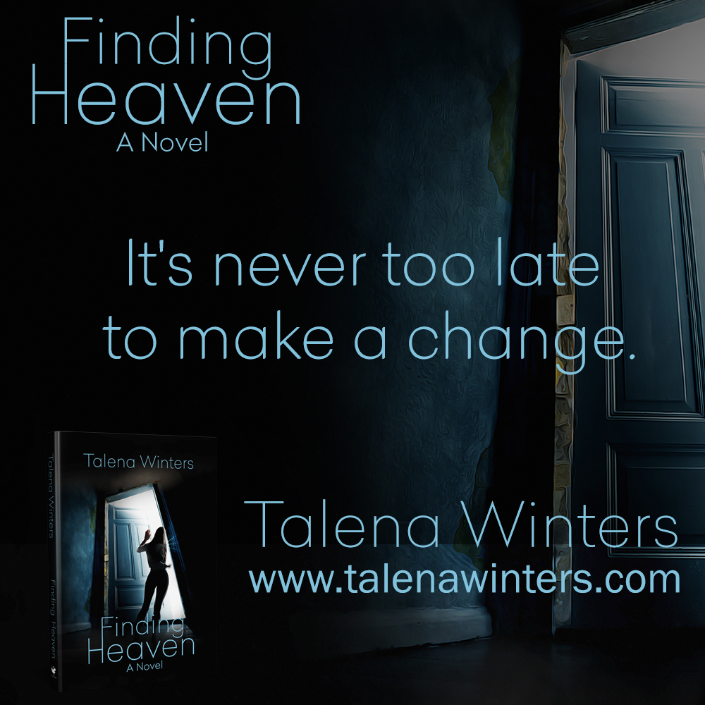 Finding Heaven  will be released November 14, 2017.  Visit the book page  to learn more.