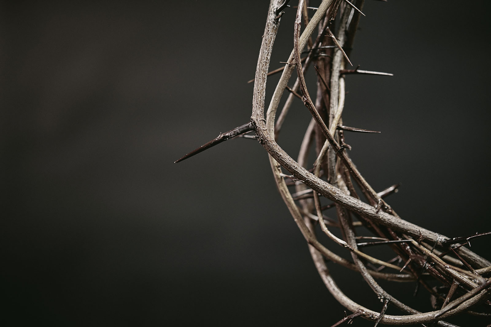 The cross was about anything but comfort. Image courtesy of  Lightstock.com .