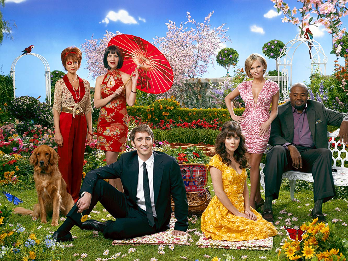 Cast of  Pushing Daisies