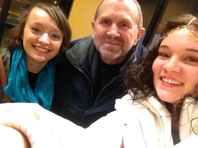 Jana Smith, Nora Beery & Johnny Cawthon @ IWU, Feb. 2015.JPG