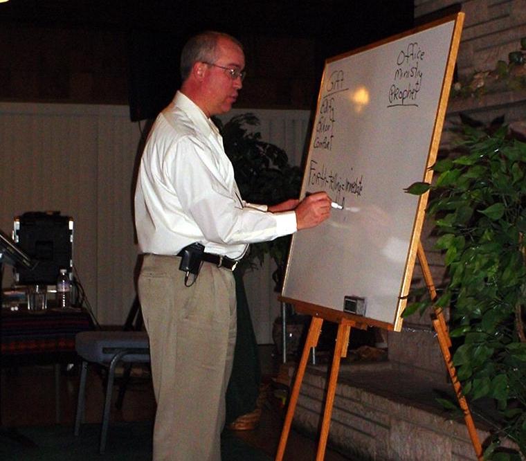 Denny Cramer - Prophetic School