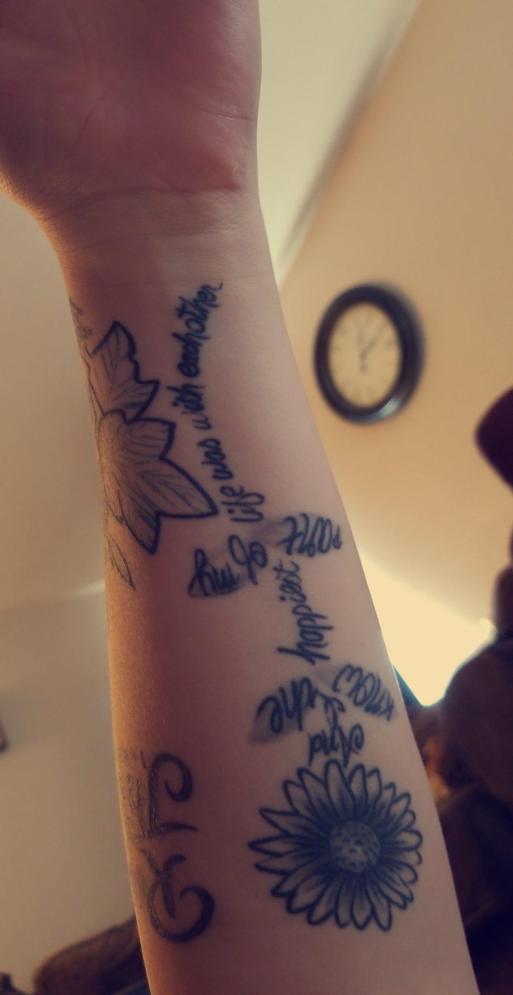KYFC tattoo