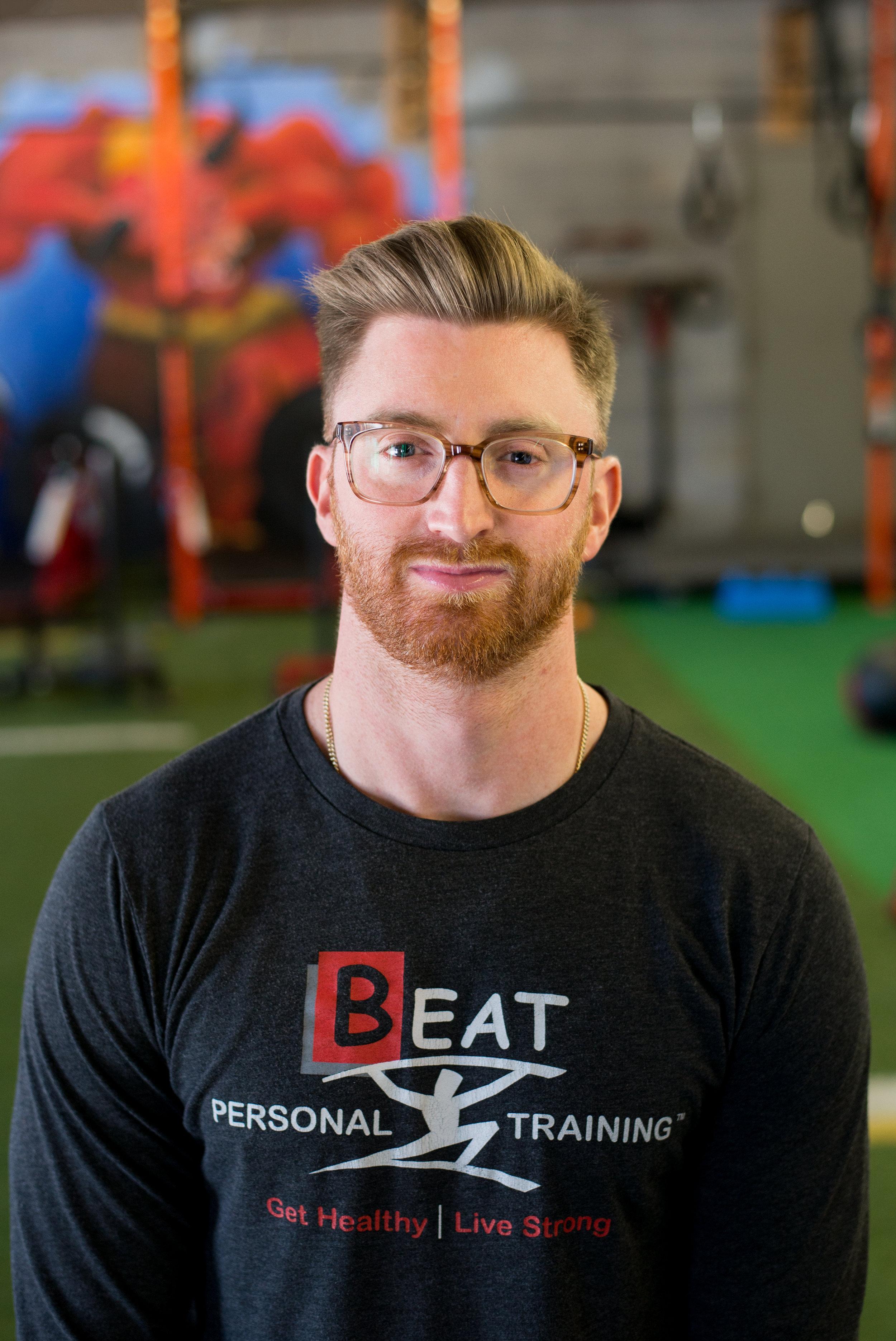 Brett - 2018 Headshot