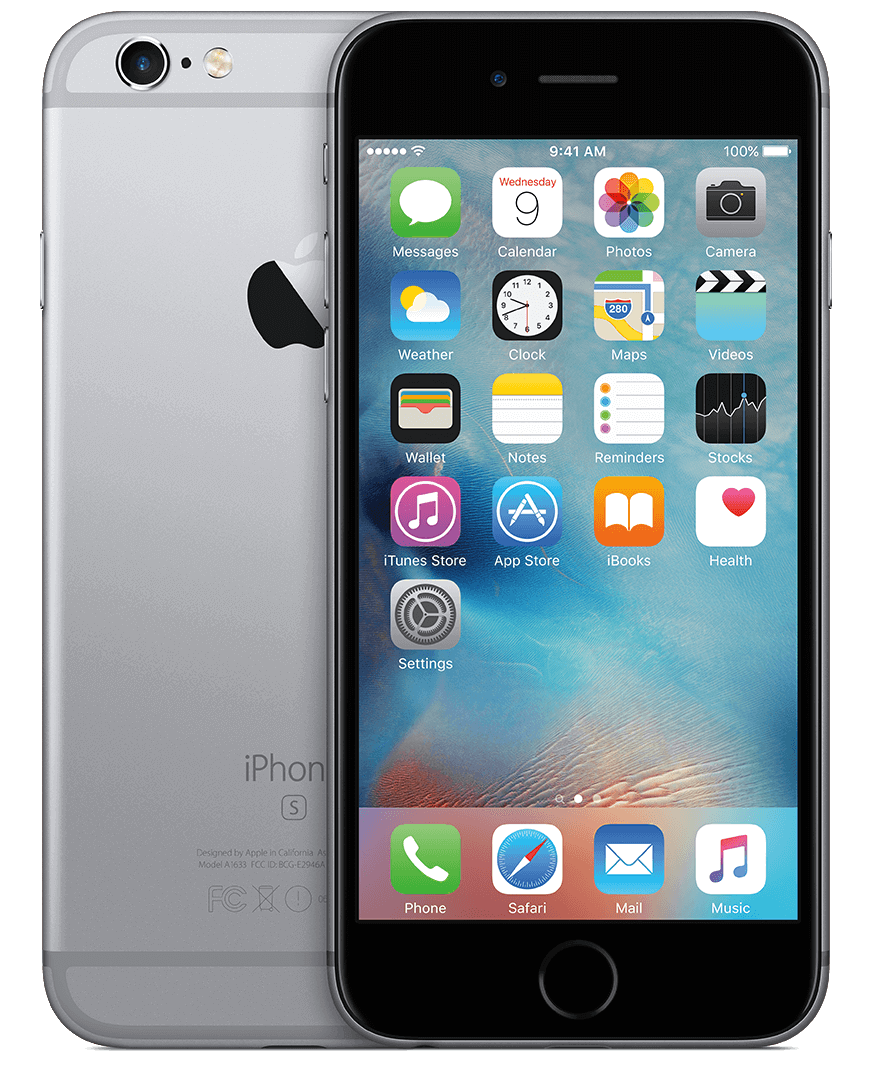 Our iPhone 6S Plus provides the apps and screen real-estate to make it come together.