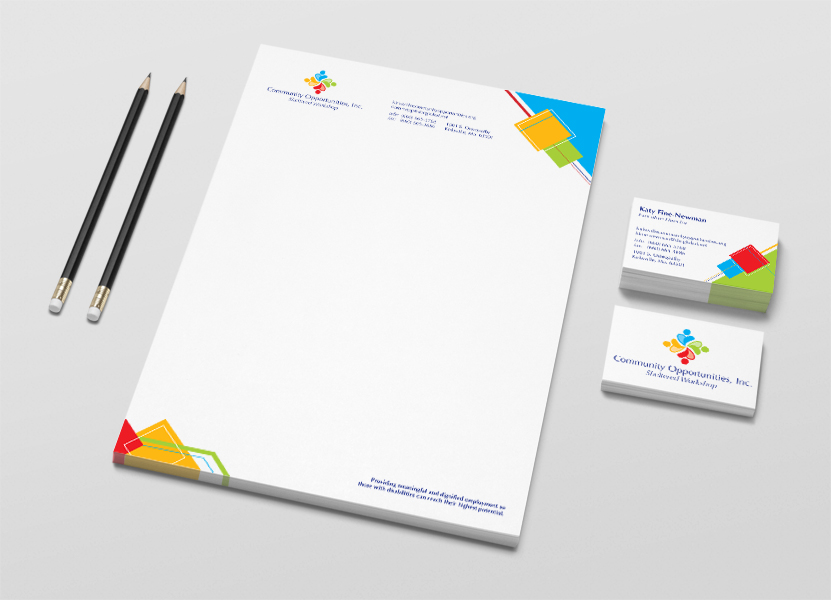 Community Opportunities, Inc. Stationary