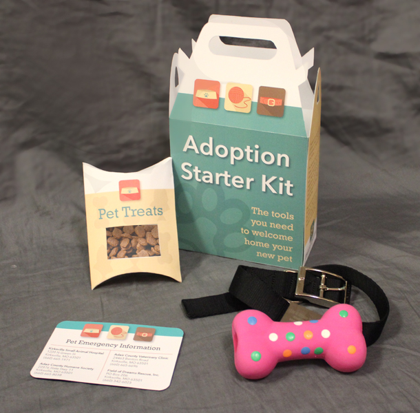Field of Dreams Rescue, Inc. Adoption Starter Kit