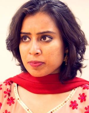 Neha Goyal as Madiha Akram