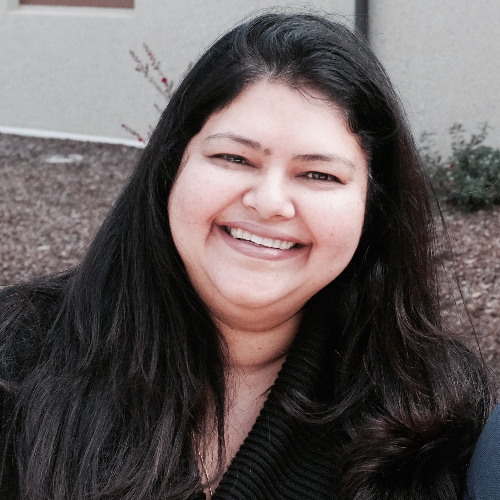 Diya Parial, Co-Producer of  The Domestic Crusaders