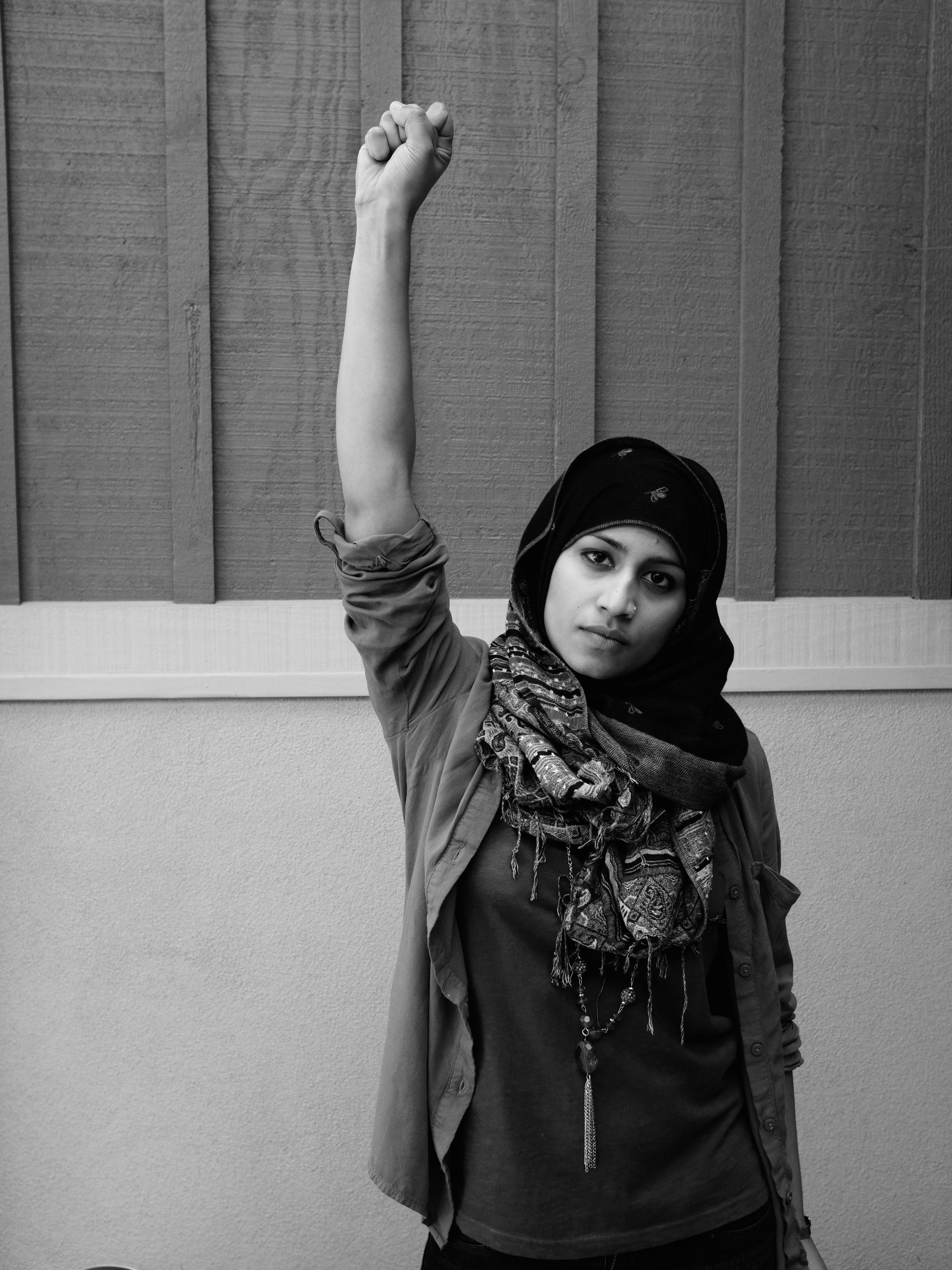 Afroz Zain Algiers as Fatima