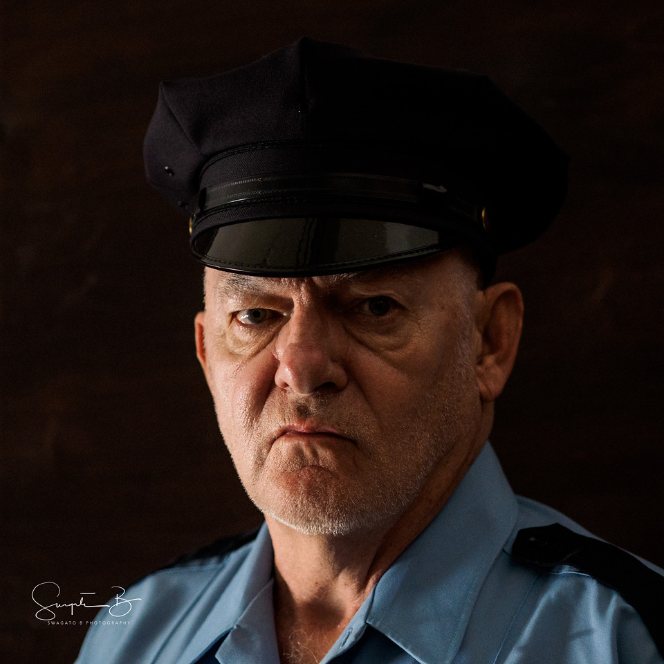 Paul Costello as Officer Jack Kelly – Union first!