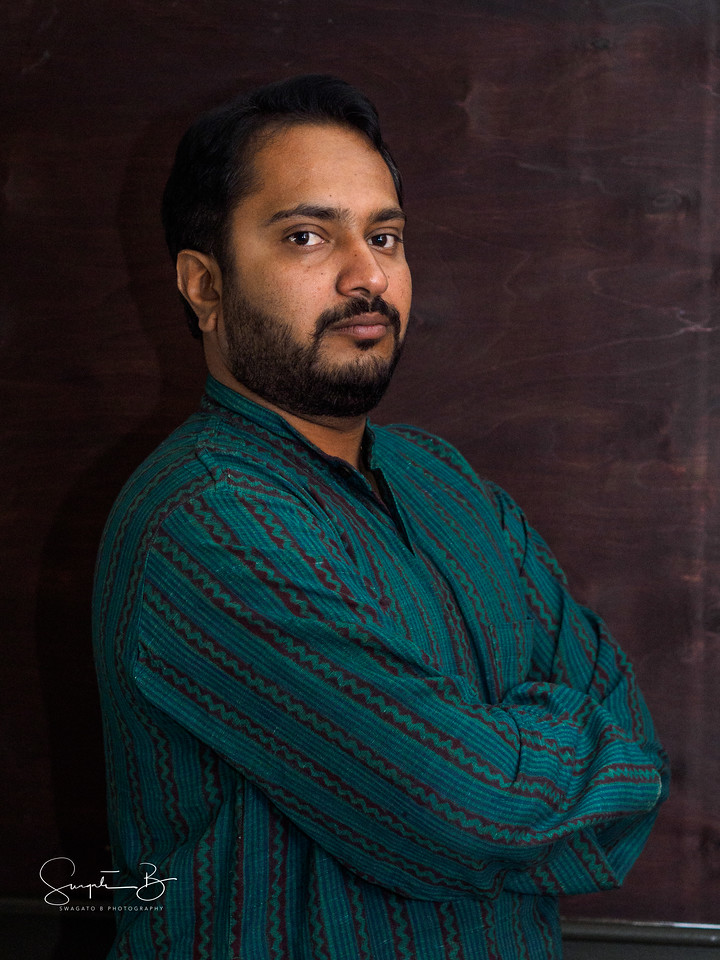 Bharath Sripad as Mohammed Murad Rizvi – devoted father, prisoner to his beliefs