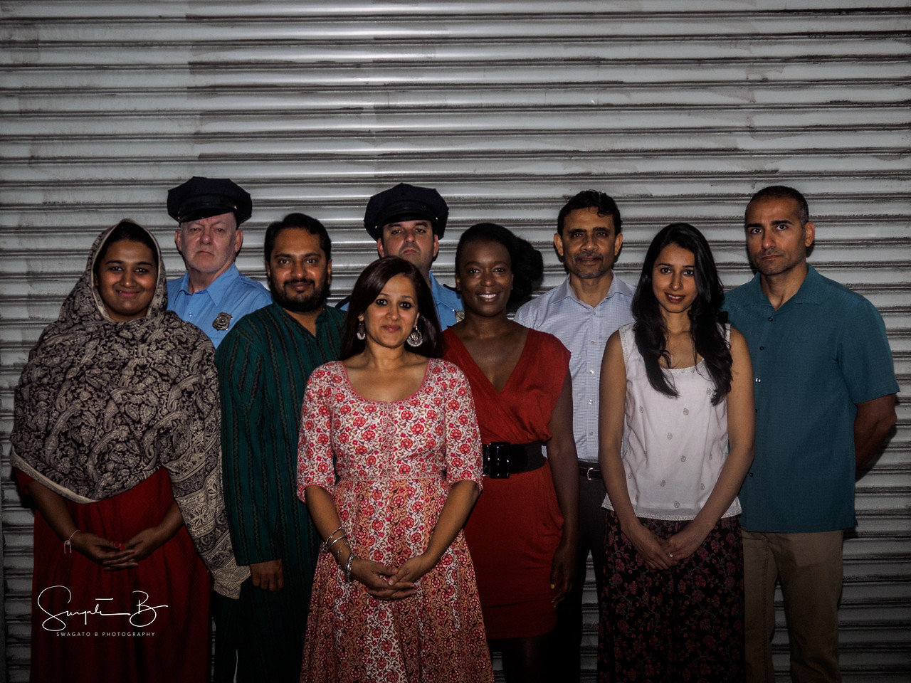 The Cast with Director Sindu Singh