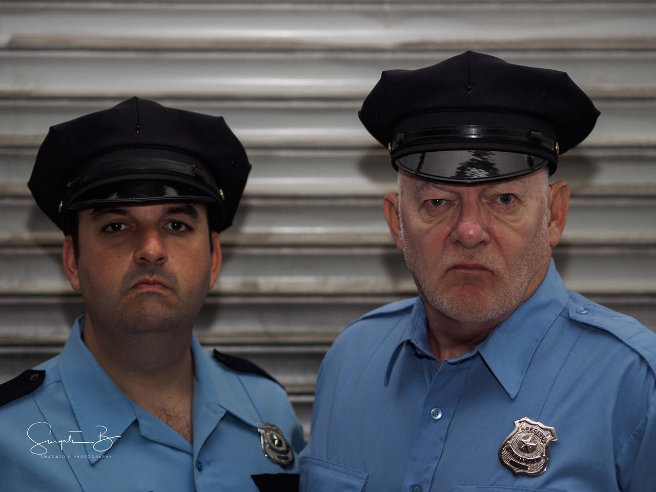 The Police Brotherhood