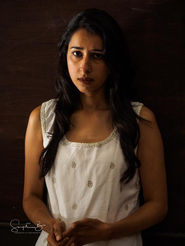Rinki Suri as Shazia Rizvi – victim, daughter, pawn