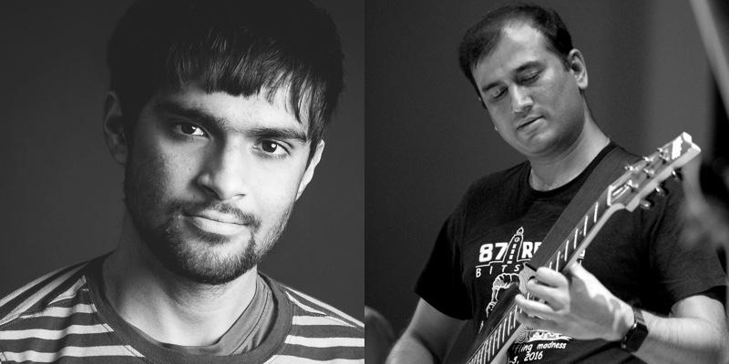 Naren Pradhan and Pranav Jhumkhawala