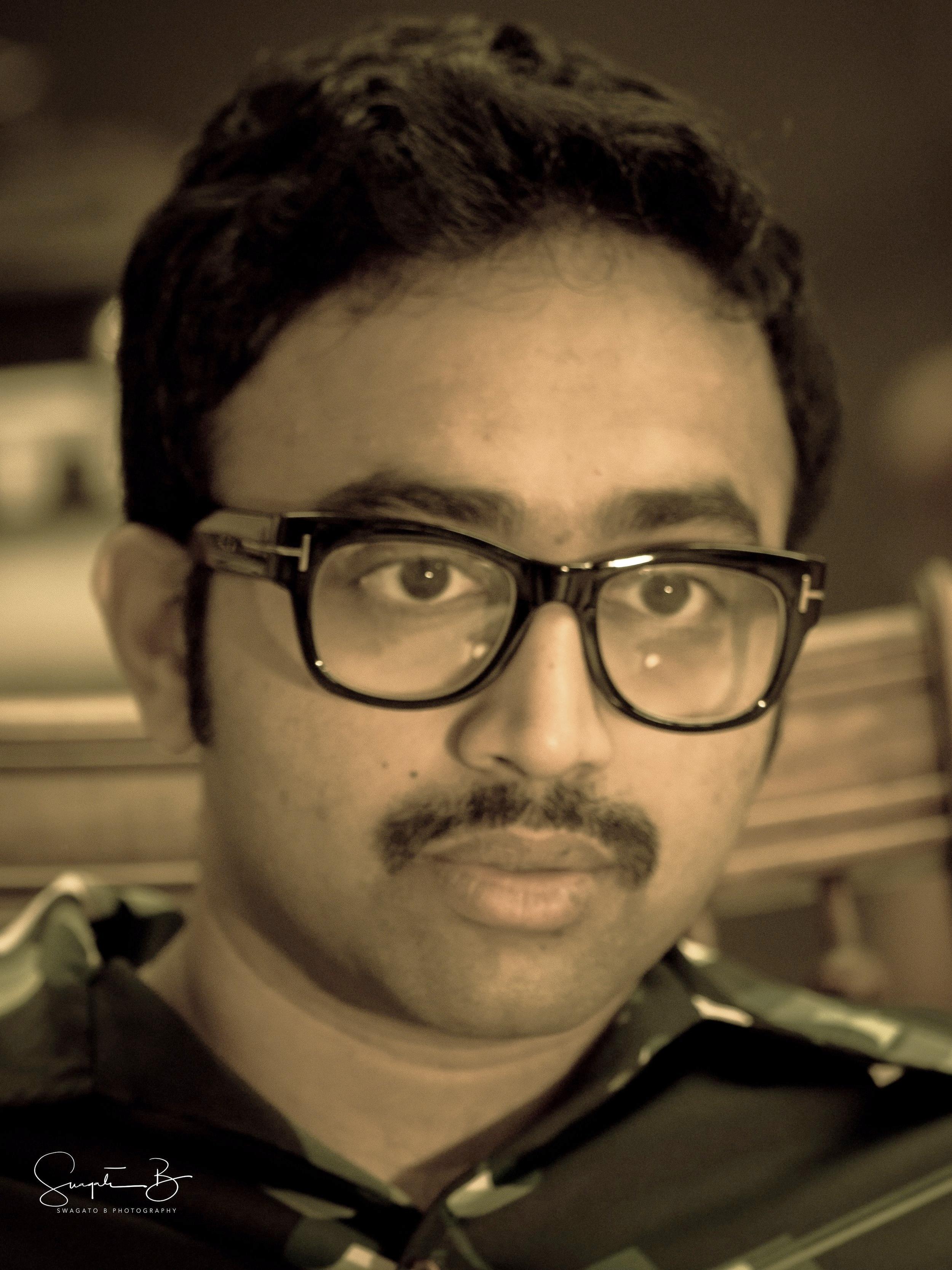 Kartic Bhargav as JAYAPRAKASH. Photo credit: Swagato Basumallick