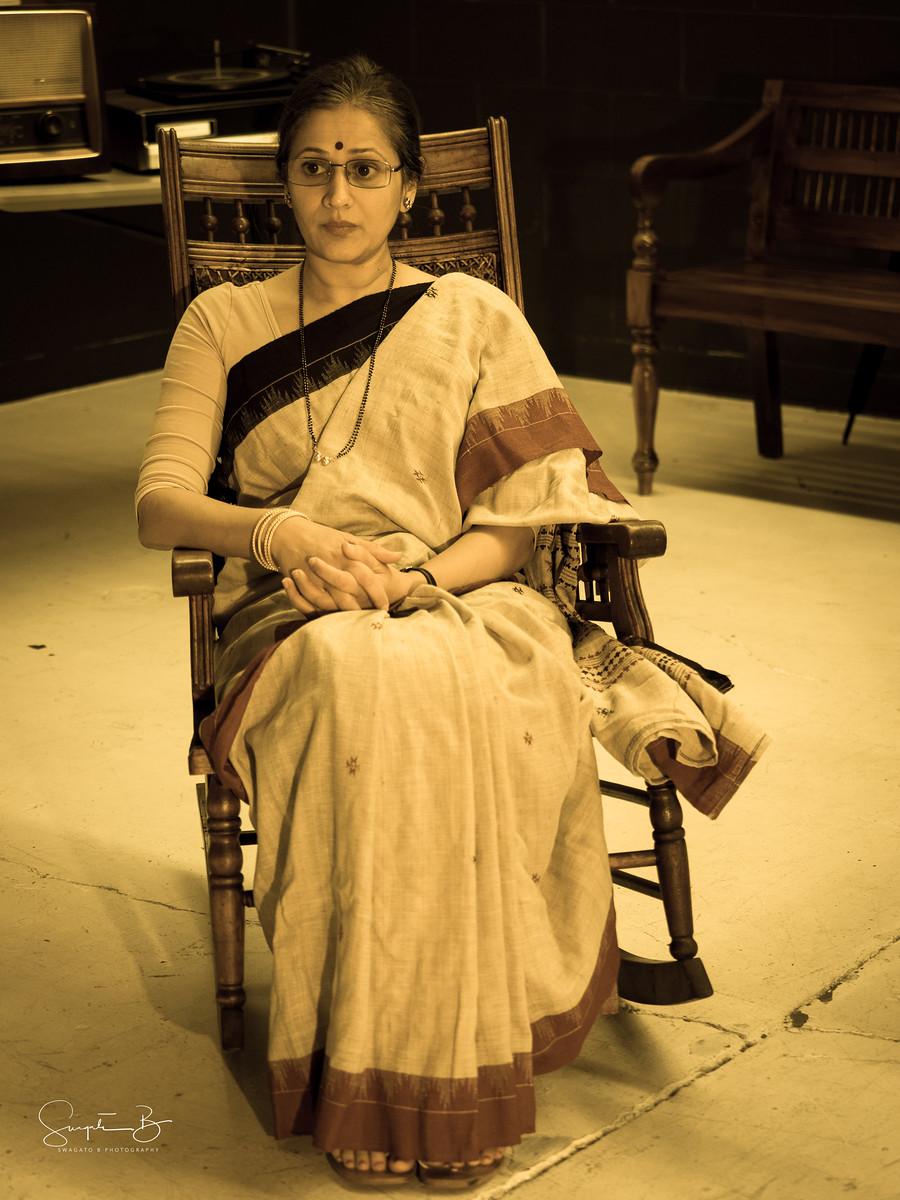 Sindu Singh as SEVA