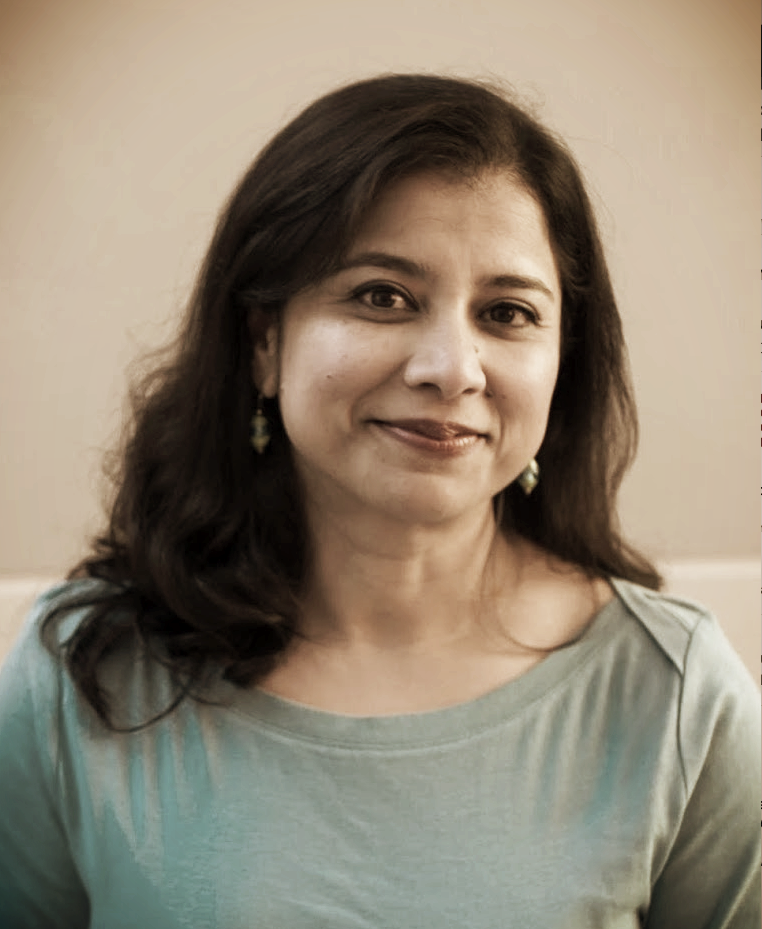Anindita Mukherjee - as ArunaAnindita is a stage actress and singer. Theater has been her lifelong passion and she has been fortunate to find many avenues to pursue it. She has essayed lead roles in several plays and musicals in Hyderabad (India), Houston and in the Bay Area. Anindita's most recent performances include Circle Mirror Transformation, Muavze (Compensation), Toba Tek Singh (Vocals), Loke ki Bolbe (What will People Say) and Amartya (The Immortal).