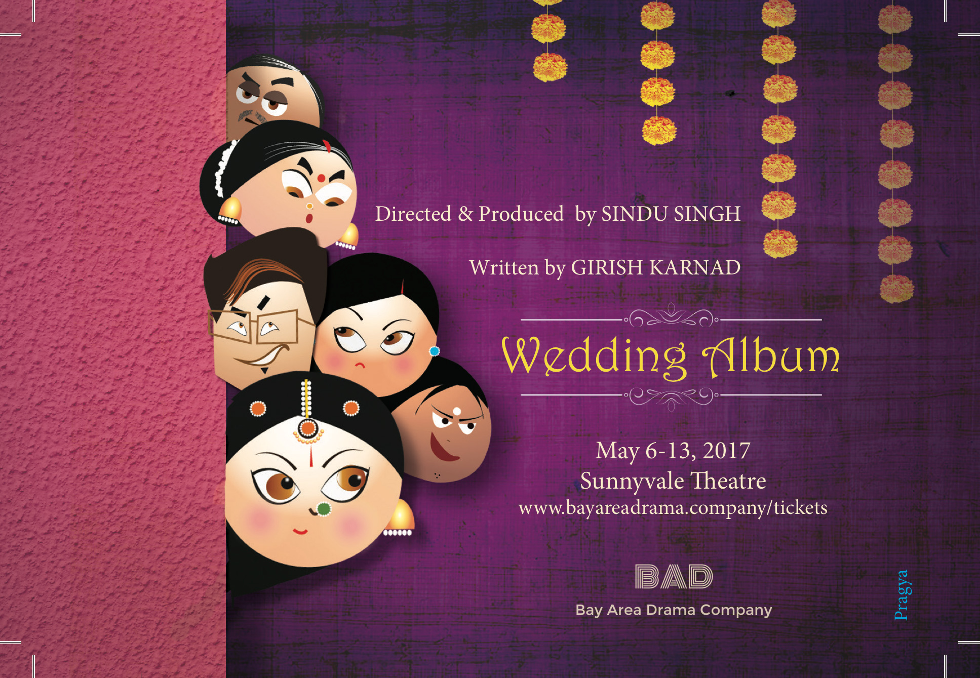 Wedding Album, May 2017