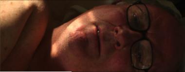 Dani Marti,  Beacon's Dog , Still from video, 2 Channel, 11'30'', 2010.