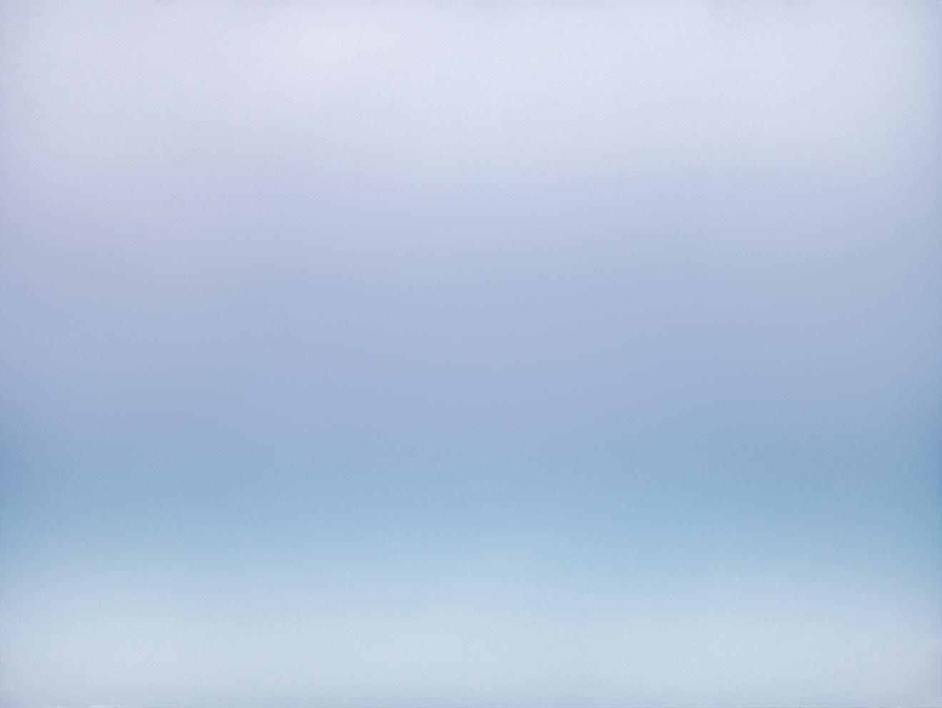 MURRAY FREDERICKS     Icesheet #5314  2013 digital pigment print, edition of 7 120 x 150 cm