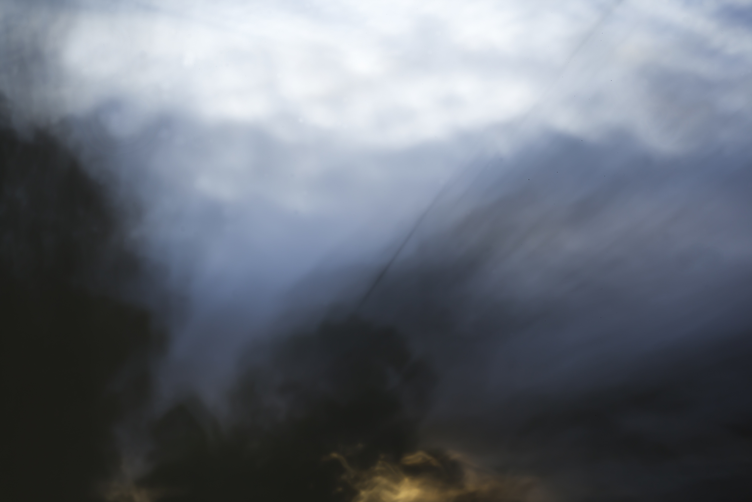 ANNE SCOTT WILSON     homage to Turner  2013 Digital pinhole print on arches velin museum rag 67 x 97 cm