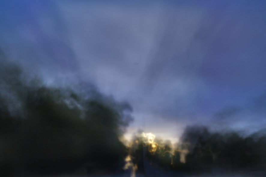 ANNE SCOTT WILSON     Fly Rhythm Dandenong Suite of Five #2  2013 Digital pinhole print on arches velin museum rag 45 x 66 cm