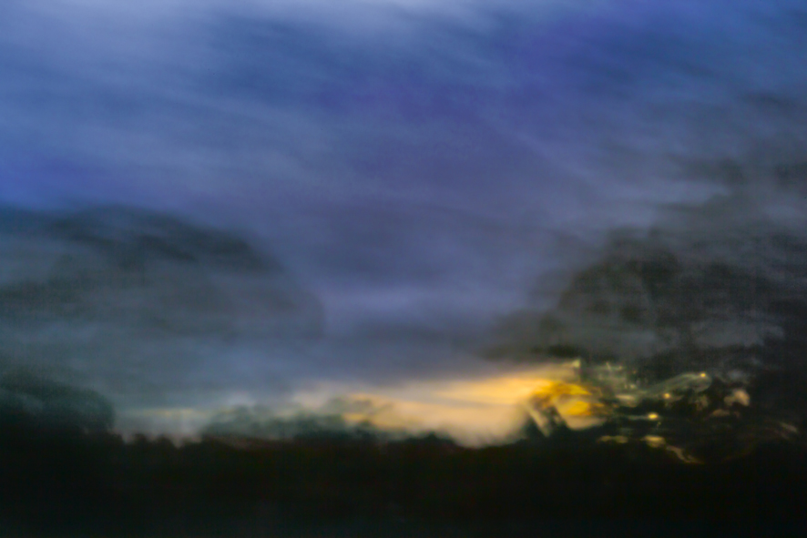 ANNE SCOTT WILSON     Fly Rhythm Dandenong Suite of Five #3  2013 Digital pinhole print on arches velin museum rag 45 x 66 cm